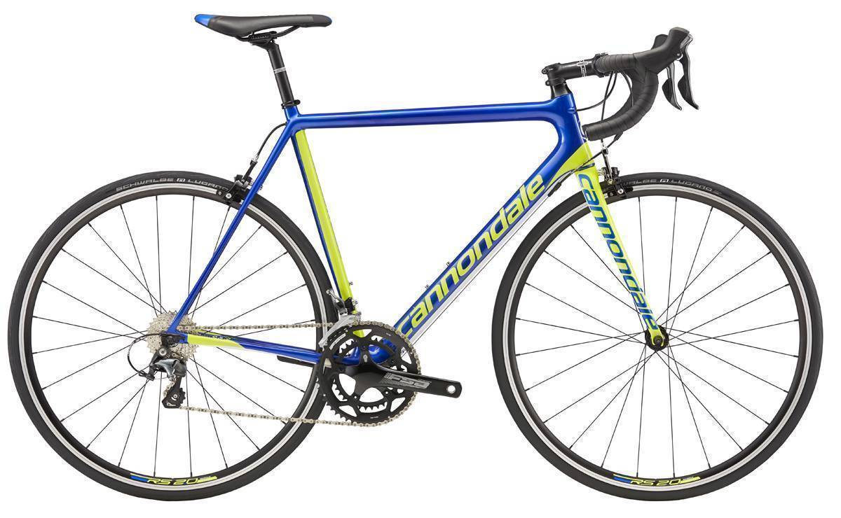 CANNONDALE Super Six Evo Carbon Tiagra (2017)