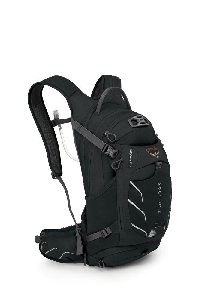 OSPREY Raptor 14 Black (2018)
