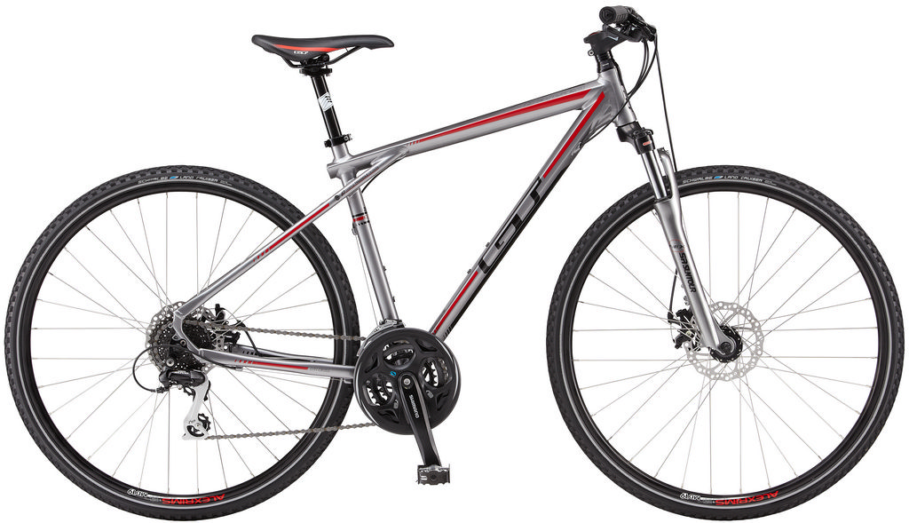 GT Bicycles Transeo 3.0 (2013)