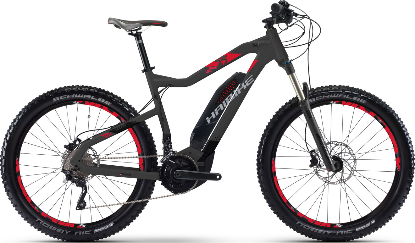 HAIBIKE SDURO HardLife 5.5 Ladies (2018)