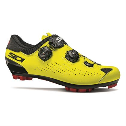Eagle 10 Black-Yellow Fluo